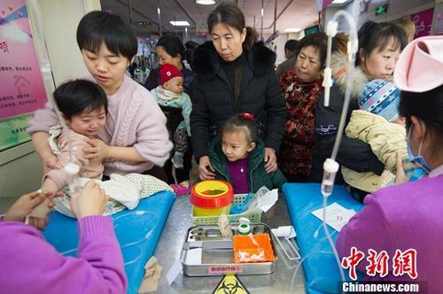 中国疾控中心:鼻喷流感疫苗预计12月份上市图片