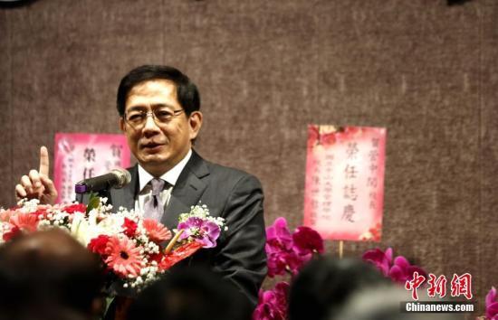 资料图:管中闵。<a target='_blank' href='http://www.chinanews.com/'>中新社</a>记者 刘舒凌 摄