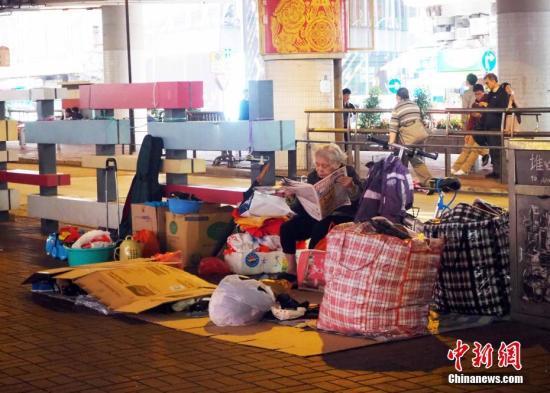 港媒:暴徒大肆破坏交通设施 伤害基层、弱势社群