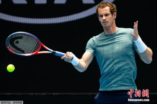 Singles-minded Murray is bound for Beijing, Zhuhai