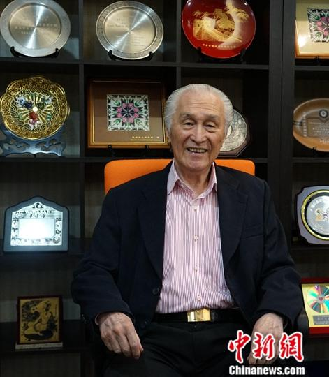 马来西亚—中国友好协会秘书长陈凯希在接受中新社记者采访时表示,中国改革开放的进一步深化,将为马中两国关系发展创造出巨大的潜能和空间。图为陈凯希资料图片。中新社记者 陈悦 摄