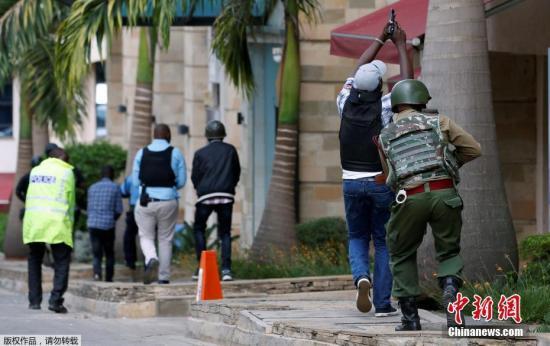 肯尼亚首都爆炸袭击死亡人数升至6人 多人受伤