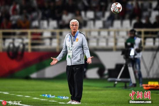 Lippi: I will repay the Chinese fans with a whole new team