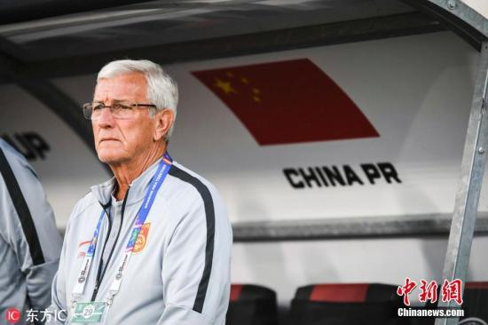 Lippi getting second shot