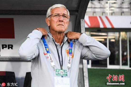 Marcello Lippi returns as Chinese national team coach
