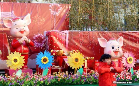 资料图:北京街头。/p中新社记者 张兴龙 摄