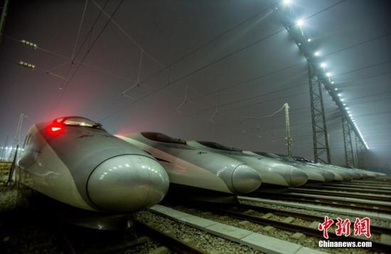 29日全国铁路预计发送旅客978万人次