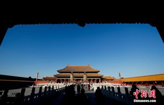 故宫博物院于2019年9月21日至10月1日暂停对社会开放