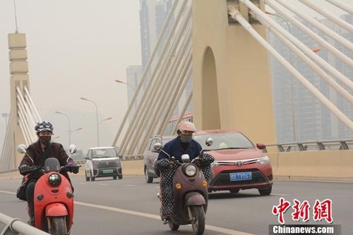 5月中下旬空氣質量預報:京津冀及周邊區域優良為主