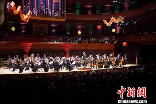 费城交响乐团与上海爱乐乐团携手  举行费城首届中国新年音乐会