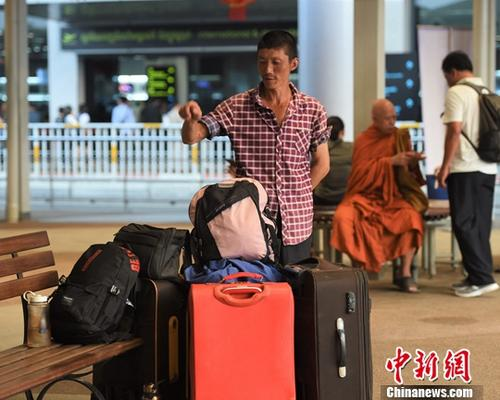 中国至柬埔寨游客近期明显增加。<a target='_blank' href='http://www.chinanews.com/'>中新社</a>记者 黄耀辉 摄