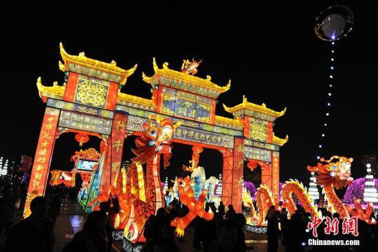 资料图:重庆人民公园。<a target='_blank' href='http://www.chinanews.com/' >中新网</a>记者 李骏 摄