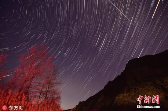 """紫金山天文台:""""圣洛朗的眼泪""""英仙座流星雨浪漫来袭"""