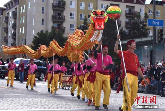 Schools encouraged to celebrate Lunar New Year after official recognition in California