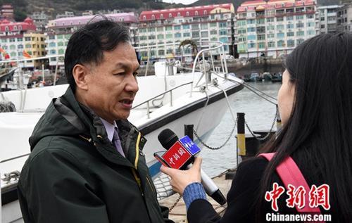 刘增应结束访闽返马祖:朝着落实