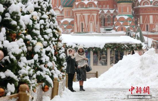 气温创新高 俄罗斯今年为近130年来最热一年