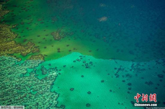 资料图:澳大利亚大堡礁。