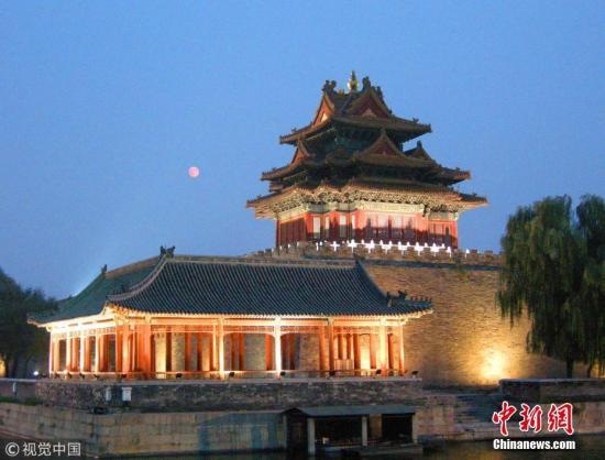 资料图:故宫。龚文豹 摄 图片来源:视觉中国