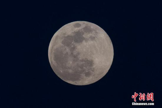 """韩国8月将出现""""超级月亮"""" 海水或升至10年来最高"""