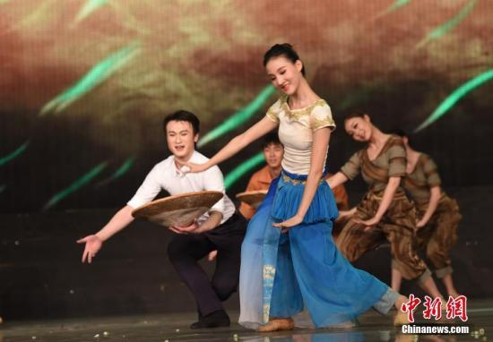 图为演出现场。<a target='_blank' href='http://www.chinanews.com/'>中新社</a>记者 黄耀辉 摄