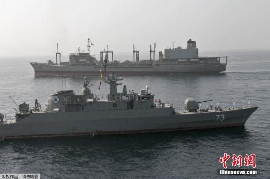 伊朗在波斯湾又扣押一艘油轮:系伊拉克籍船只