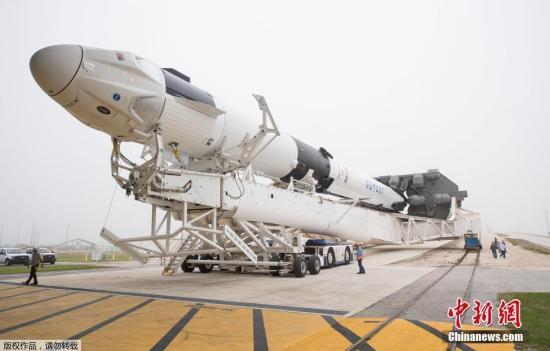 "NASA:SpaceX""龙""飞船或明年初执行首次载人试飞"