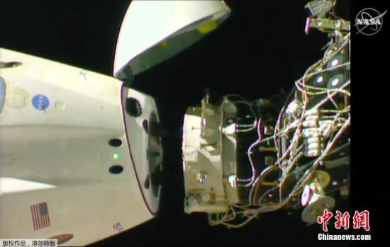 """SpaceX:天气不佳 """"龙""""号货运飞船延期发射升空"""