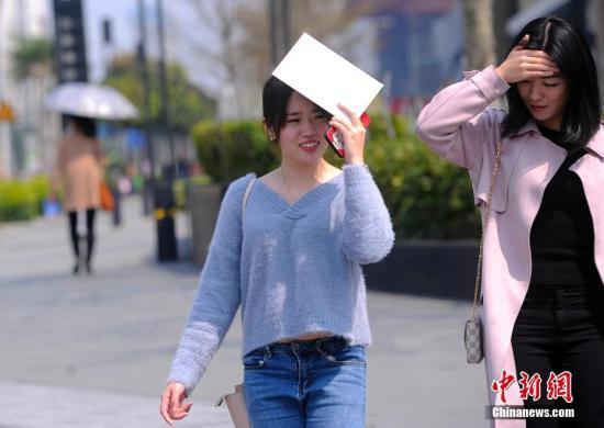 材料图。a target='_blank' href='http://www.chinanews.com/'中新社/a记者 蒋雪林 摄