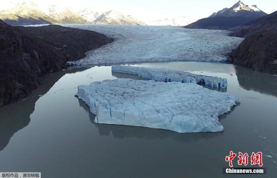 资料图:冰川。