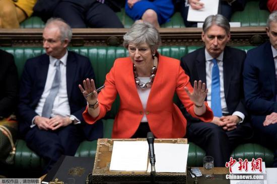 当地时间3月12日晚,英国议会以391-242票再次否决了首相特蕾莎·梅与欧盟达成的脱欧协议草案。