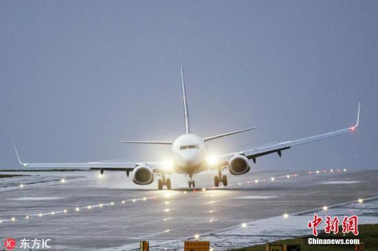 资料图:飞机。 图片来源:东方IC 版权作品 请勿转载