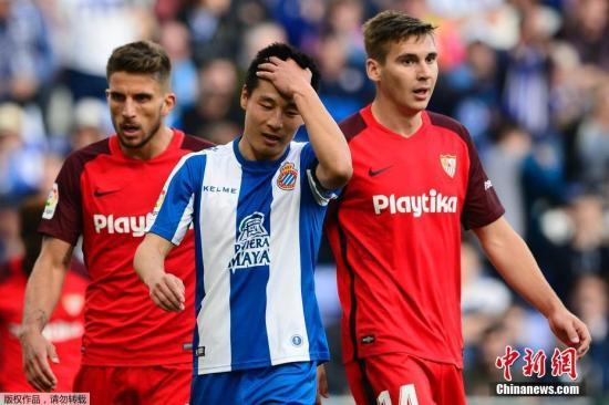体育新闻    中新网3月26日电 近日,征战西甲联赛的武磊在接受西班牙