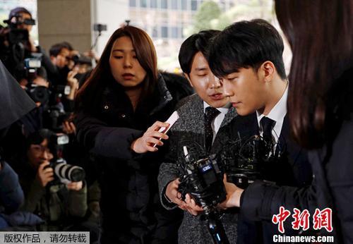 韩娱圈丑闻发酵韩国税厅对YG娱乐全面_韩国-国税-胜利-