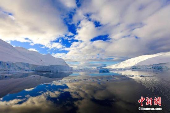 澳大利亞科學家發現南極冰蓋融化曾導致全球海平面急劇上升