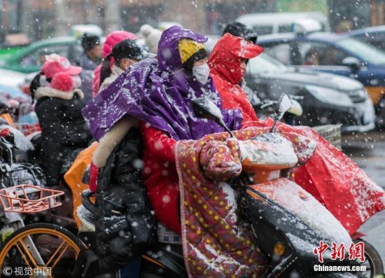 华南等地将有强对流江淮江汉江南北部等地有大雾