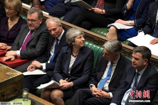 """脱欧协议第三次遭议会否决!英国真要""""硬脱欧""""?"""