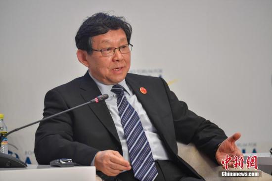 资料图:中国商务部原部长陈德铭。中新社记者 骆云飞 摄