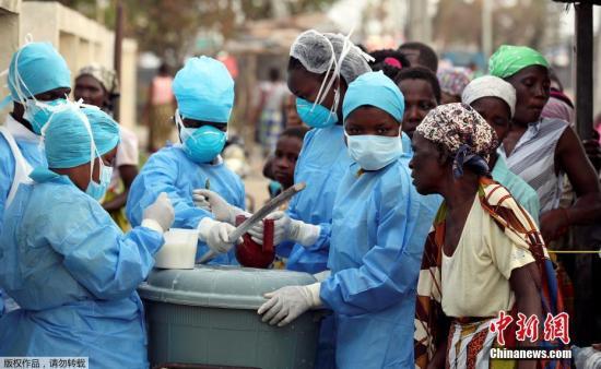 莫桑比克霍乱疫情蔓延逾千人感染救命疫苗抵达灾区