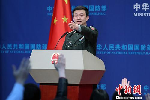 """国防部回应""""中美女主播辩论"""":事实不"""