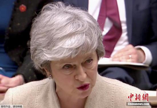 當地時間3月29日,英國議會表決脫歐協議,以344票反對、286票支持,第三次否決首相特蕾莎·梅的脫歐協議。