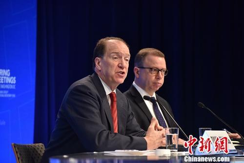 世行新任行长马尔帕斯:期待同中国展开建设性合作