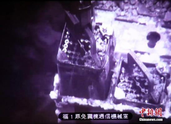 福岛一核报废计划提要建议先取出2号机组燃料碎片