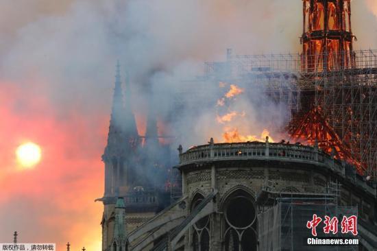 巴黎圣母院捐款超10亿欧元其他古迹维护问题凸显