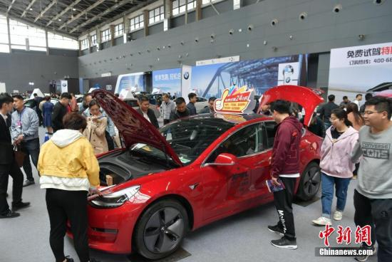 China leads global electric car market: expert