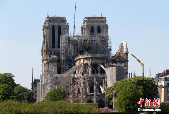 巴黎圣母院尖顶设计大赛结果出炉 中国设计师摘冠