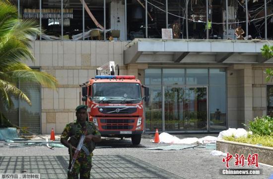 斯里兰卡疑似装运袭击爆炸装置的卡车及司机被扣押
