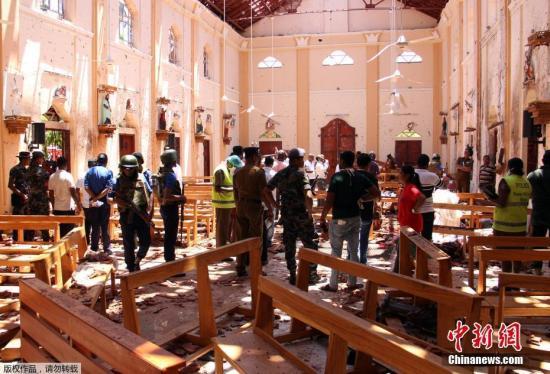 香港2旅行团22人在斯里兰卡安全行程未受爆炸影响