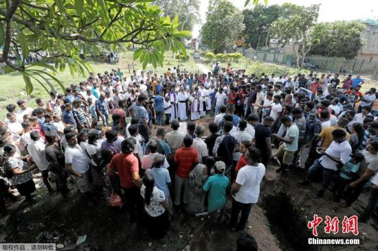 IS宣称对斯里兰卡爆炸案负责专家:IS正实施新战略
