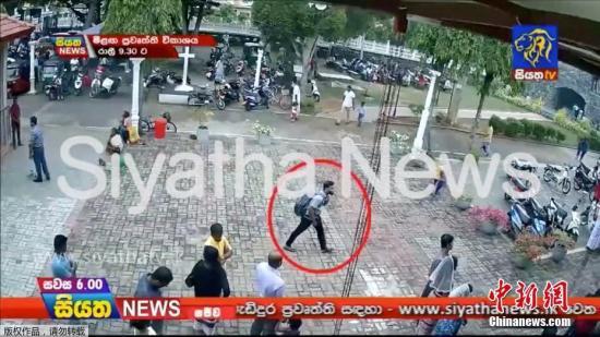 IS发声明对斯里兰卡爆炸案负责它宣称的袭击目标是谁?