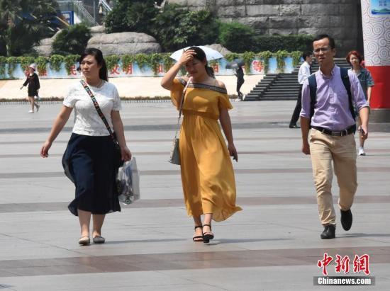 京津冀气温今日冲击30℃ 4日南北方多降雨